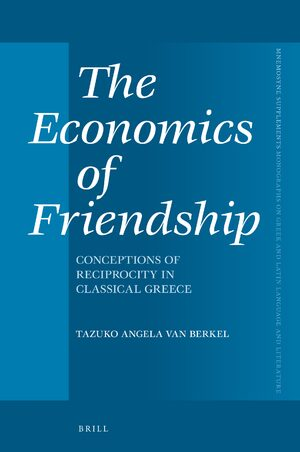 Cover The Economics of Friendship