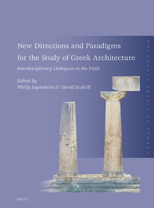 Cover New Directions and Paradigms for the Study of Greek Architecture