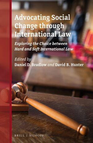 Cover Advocating Social Change through International Law