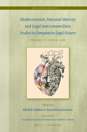 Cover Modernisation, National Identity and Legal Instrumentalism (Vol. II: Public Law)