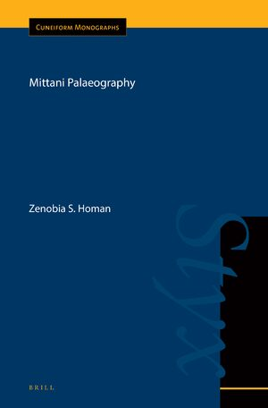 Cover Mittani Palaeography