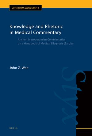 Cover Knowledge and Rhetoric in Medical Commentary