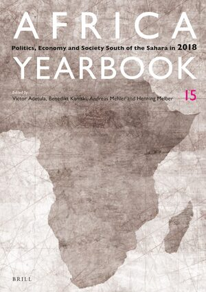 Cover Africa Yearbook Volume 15