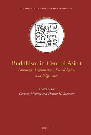 Cover Buddhism in Central Asia I
