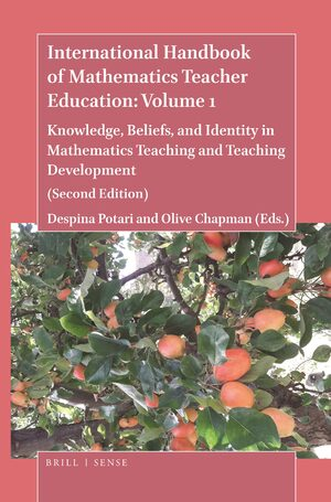 Cover International Handbook of Mathematics Teacher Education: Volume 1