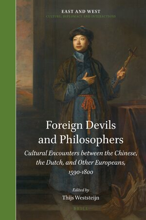 Cover Foreign Devils and Philosophers