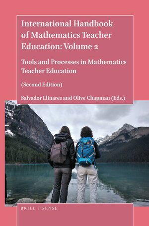 Cover International Handbook of Mathematics Teacher Education: Volume 2