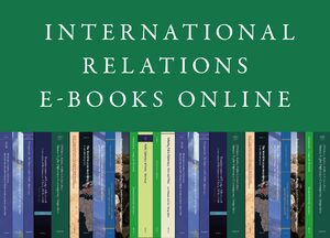 Cover International Relations E-Book Collection, 2007-2019