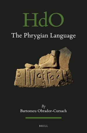 Cover The Phrygian Language