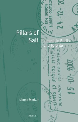 Cover Pillars of Salt
