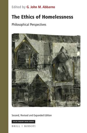 Cover The Ethics of Homelessness: Philosophical Perspectives