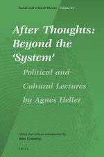 Cover After Thoughts: Beyond the 'System'