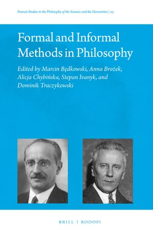 Cover Formal and Informal Methods in Philosophy