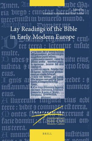 Cover Lay Readings of the Bible in Early Modern Europe