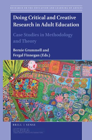Cover Doing Critical and Creative Research in Adult Education
