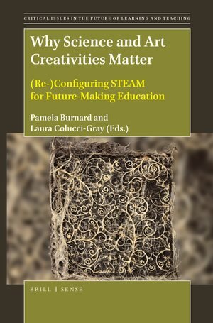 Cover Why Science and Art Creativities Matter
