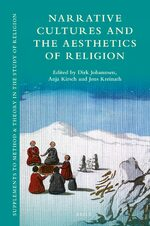 Cover Narrative Cultures and the Aesthetics of Religion