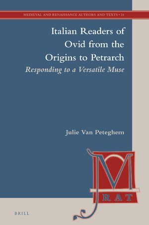 Cover Italian Readers of Ovid from the Origins to Petrarch