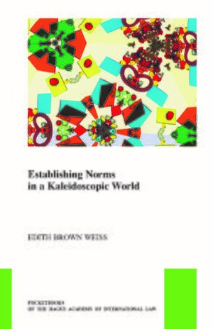 Cover Establishing Norms in a Kaleidoscopic World
