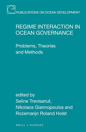 Cover Regime Interaction in Ocean Governance