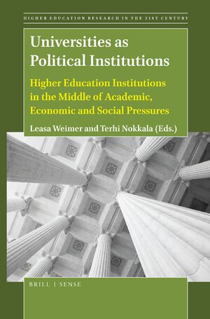 Cover Universities as Political Institutions