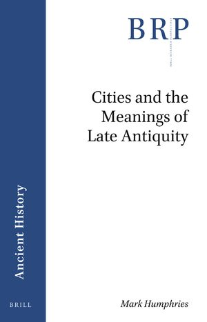 Cover Cities and the Meanings of Late Antiquity