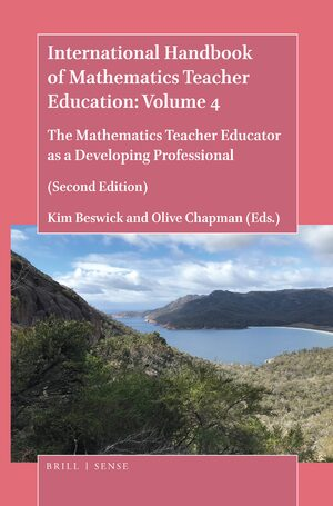 Cover International Handbook of Mathematics Teacher Education: Volume 4