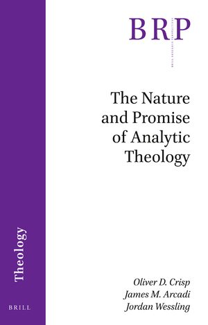 Cover The Nature and Promise of Analytic Theology