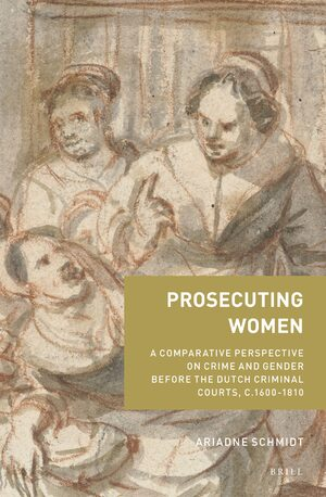 Cover Prosecuting Women