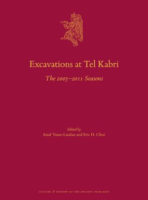 Cover Excavations at Tel Kabri