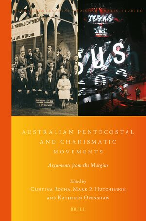 Cover Australian Pentecostal and Charismatic Movements