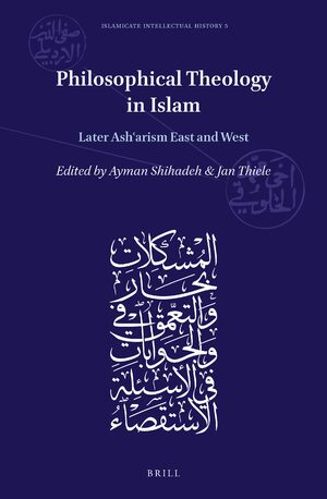 Cover Philosophical Theology in Islam