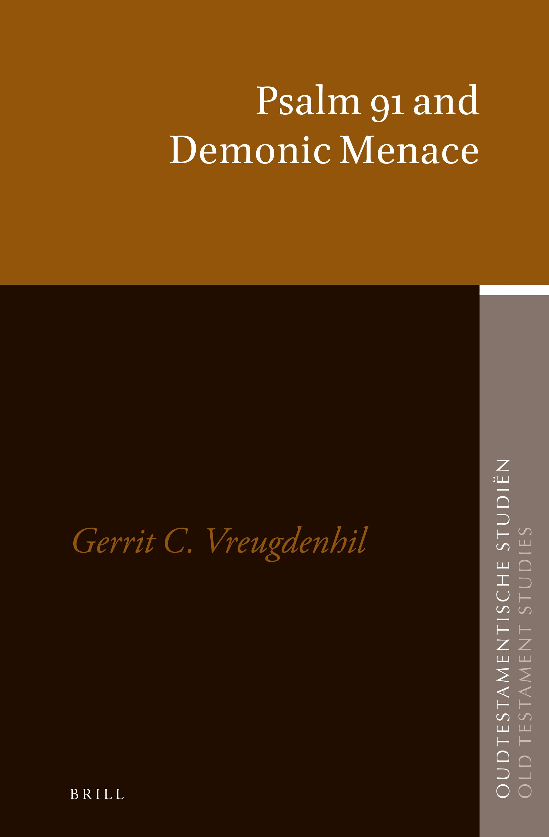 Chapter 20 Introduction in Psalm 920 and Demonic Menace