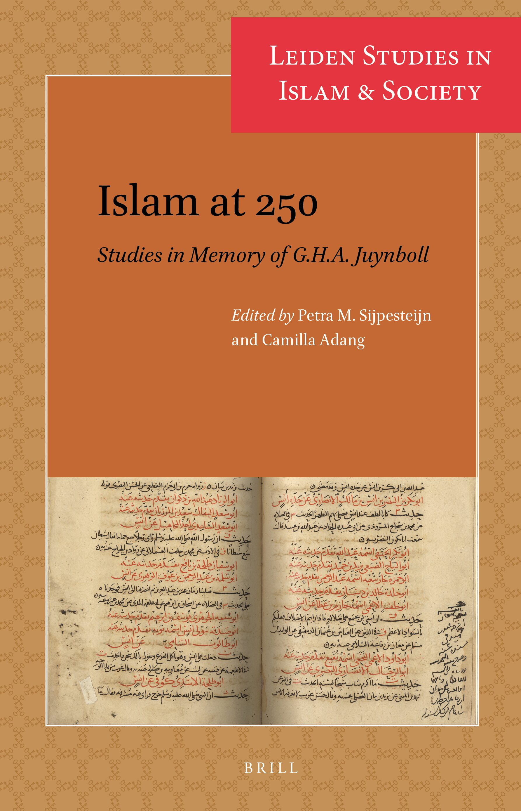 Chapter 11 Cry Me A Jahiliyya Muslim Reconstructions Of Pre Islamic Arabian Culture A Case Study In Islam At 250