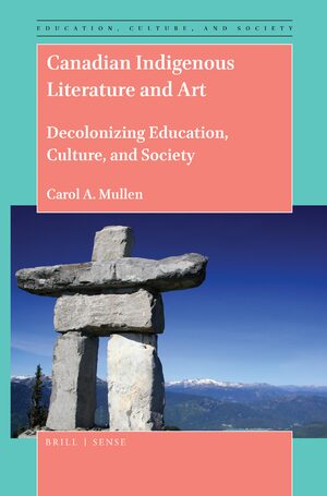 Cover Canadian Indigenous Literature and Art