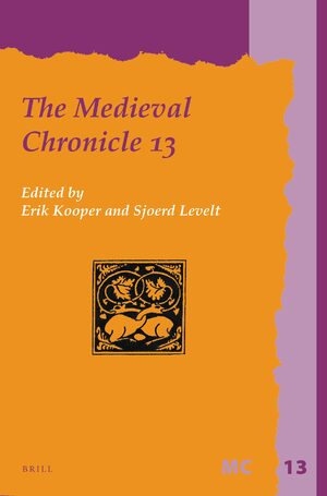 Cover The Medieval Chronicle 13