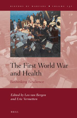 Cover The First World War and Health