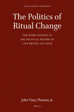 Cover The Politics of Ritual Change