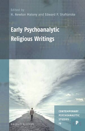 Cover Early Psychoanalytic Religious Writings