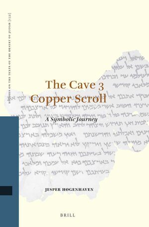 Cover The Cave 3 Copper Scroll: A Symbolic Journey