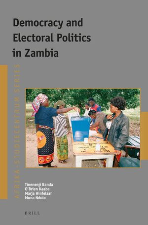 Cover Democracy and Electoral Politics in Zambia