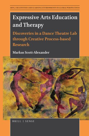 Cover Expressive Arts Education and Therapy