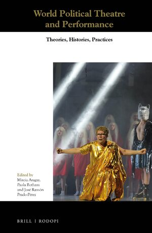 Cover World Political Theatre and Performance