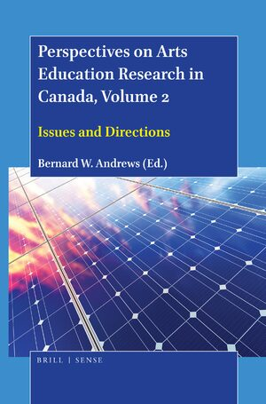 Cover Perspectives on Arts Education Research in Canada, Volume 2