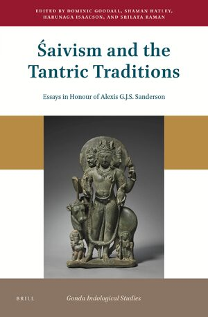 Cover Śaivism and the Tantric Traditions
