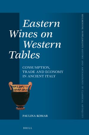 Cover Eastern Wines on Western Tables