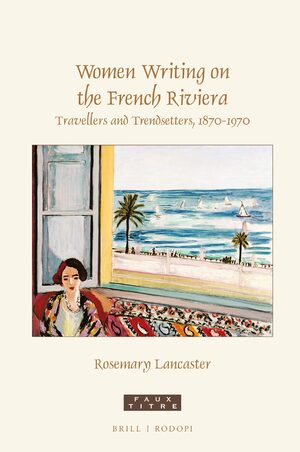 Cover Women Writing on the French Riviera