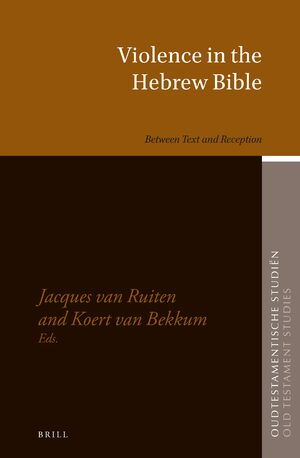 Cover Violence in the Hebrew Bible