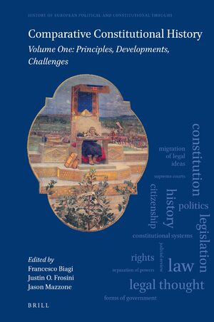 Cover Comparative Constitutional History