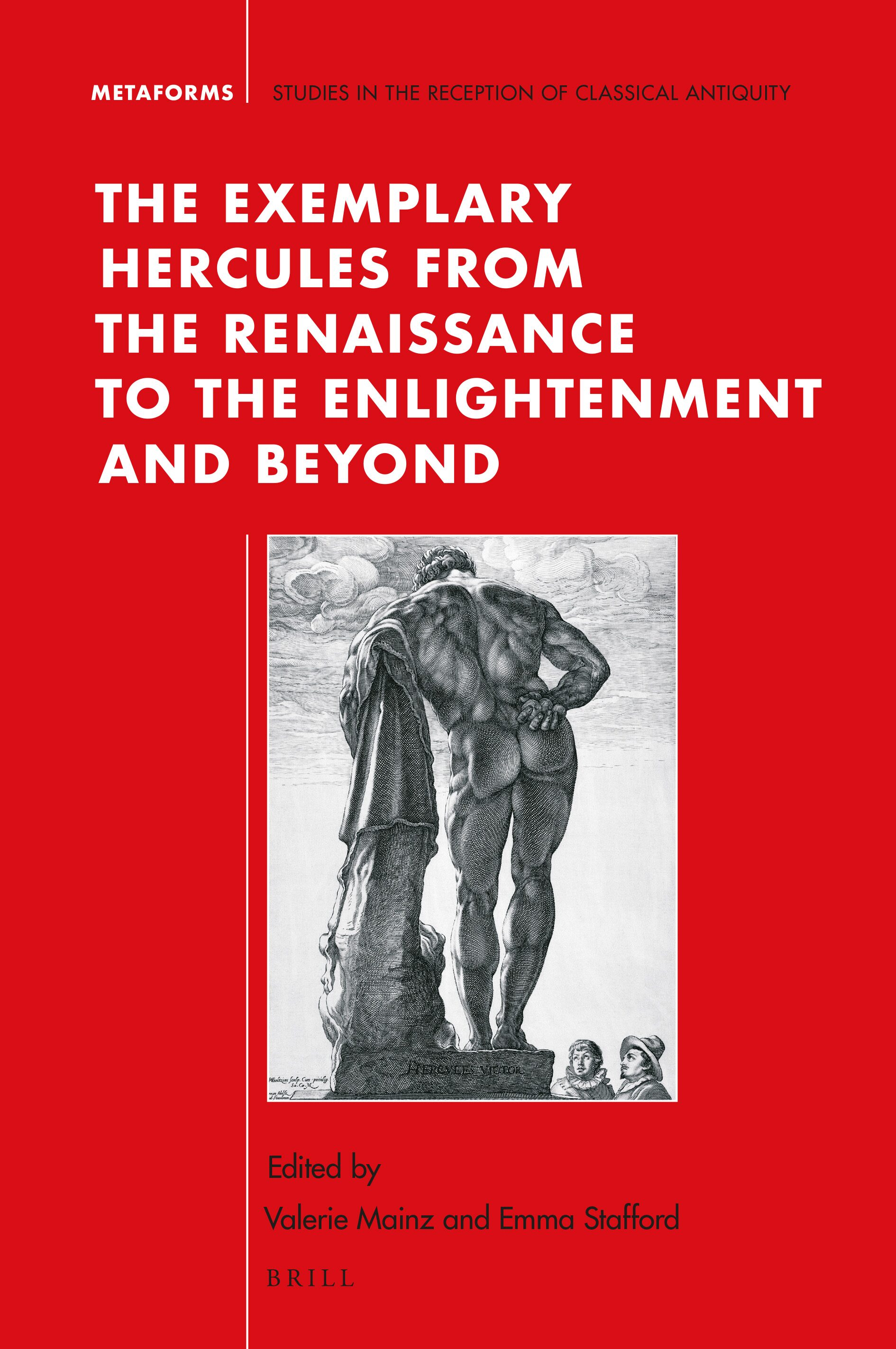 Chapter 11 Hercules His Club And The French Revolution In The Exemplary Hercules From The Renaissance To The Enlightenment And Beyond